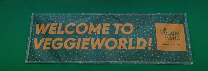 Découvertes au VeggieWorld Paris!