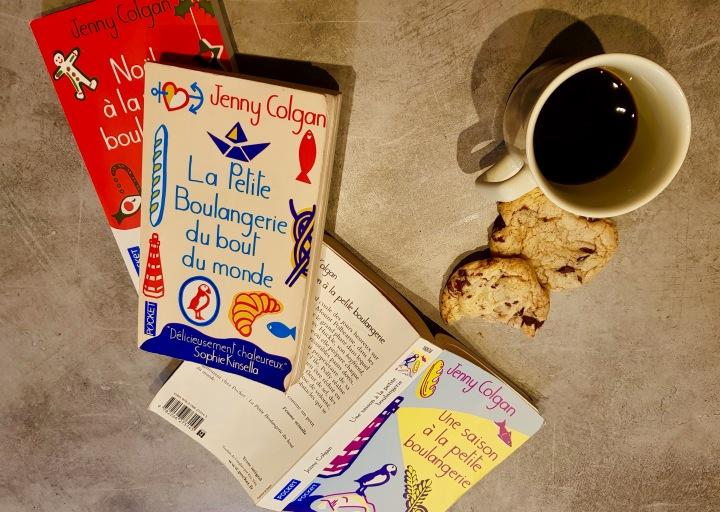Coup de coeur pour la petite boulangerie de JennyColgan